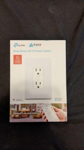 TP-LINK KP200 2-Socket Kasa Smart Wi-Fi Power Outlet - 1 pack