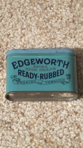 Edgeworth SAMPLE Pocket Tobacco Tin ~NICE ONE~