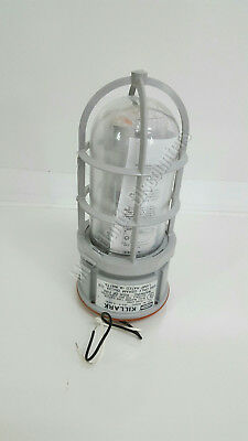 Hubbell Killark NVQFC Marine Type Light Fixture 120 V for Wet Locations 120v Fixture Type
