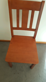 4 New Dining Chairs For Sale Still In Box