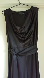 Charlie Brown Black long dress