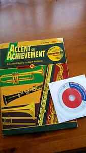 Accent on Achievement book 1 trumpet music learning book & CD Metford Maitland Area Preview