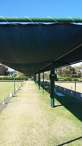 Shade Cloth Lots 4m wide x 35m long + 3m wide x 35m Cannington Canning Area Preview