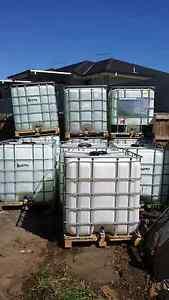 1000L Water Tank - IBC Underwood Logan Area Preview