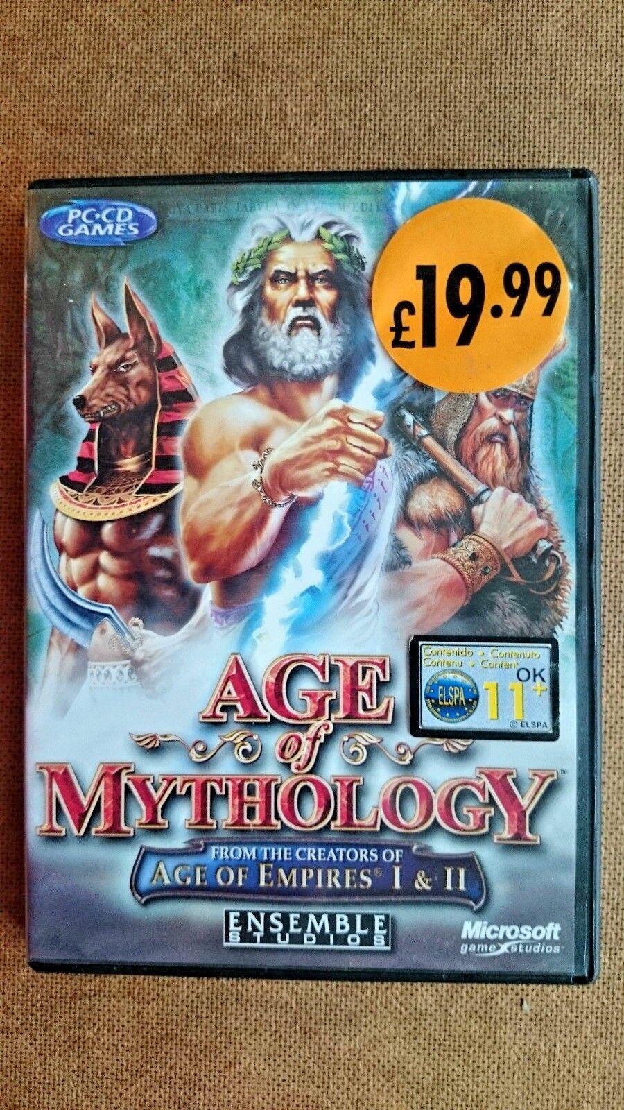 Age of Mythology: The Titans (PC: Windows, 2003)