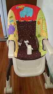 High Chair - Branded Fisher Price its a bargain! Westmead Parramatta Area Preview