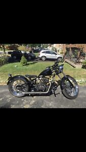 2013 Cleveland Cyclewerks Heist - lightly used bobber