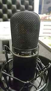 Apex 450 Large Diaphragm Vacuum Tube Condenser Microphone Clayfield Brisbane North East Preview