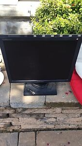 Samsung flat screen monitor