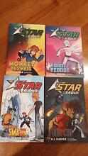 Star League Books Fletcher Newcastle Area Preview