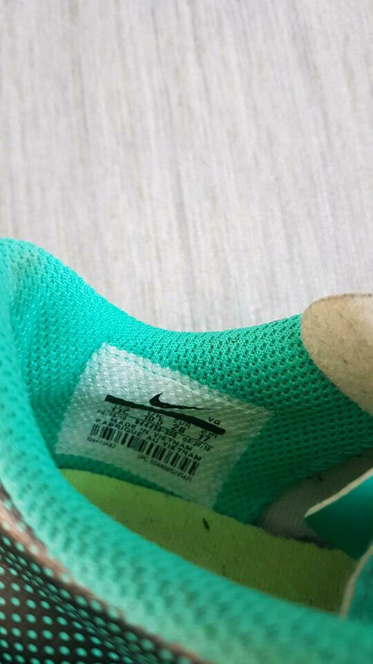 Nike Turnschuhe in Sachsen - Haselbachtal