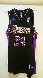 Unofficial LA Lakers NBA Jersey Ormond Glen Eira Area Preview