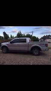 2013 Ford F150 FX4 luxury package