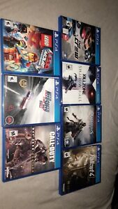 PS4 Videogames