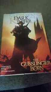 The Dark Tower, The Gunslinger Born. SIGNED by Peter David! Bellbird Park Ipswich City Preview