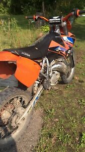 Dirt Bike for car, need one ASAP!
