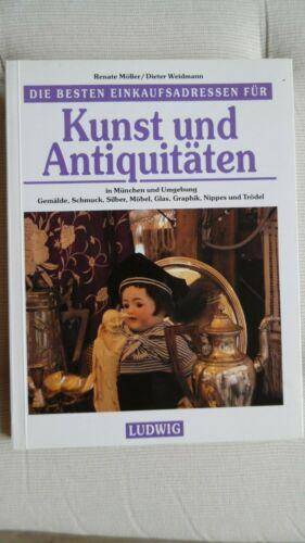 Kunst und Antiquitäten, die besten Einkaufsadressen für München und Umgebung