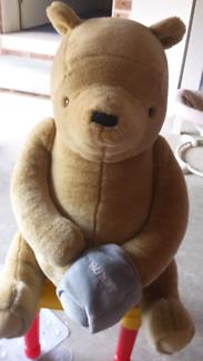 Classic pooh bear toy (large size)