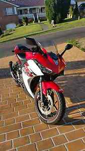 Very Clean YAMAHA R3 with lots of aftermarket parts Parramatta Parramatta Area Preview