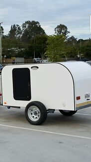 Teardrop camper trailer Stafford Brisbane North West Preview