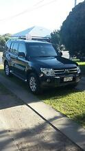 2007 Mitsubishi Pajero exceed on gas/petrol Clontarf Redcliffe Area Preview