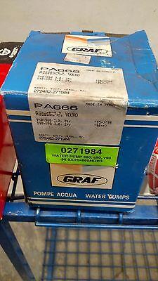 Volvo Graf 271984 Water pump