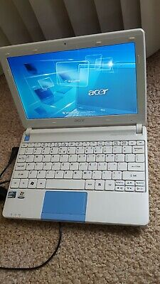 Acer Aspire One Netbook Baby Blue