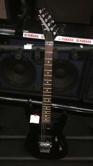 Jackson electric guitar AN119316