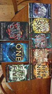 Pittacus lore Books young adult teenager