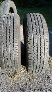SUV Used Tyres
