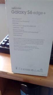 Brand new Samsung GAlaxy S6 edge plus  white pearl 64GB Churchill Latrobe Valley Preview