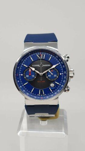 Ulysse Nardin Maxi Marine Chronograph 353 66 - watch picture 1