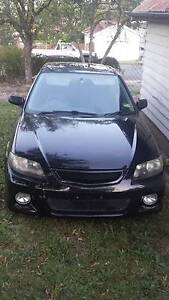2002 Mazda 323 Woolloongabba Brisbane South West Preview