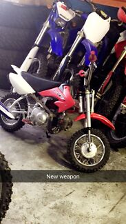 Crf50 moded