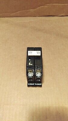 Cutler Hammer Ch240 2 Pole 40 Amp 240v Circuit Breaker Plastic Feet