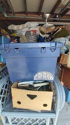 Galaxy Fishing Seat Box With trays