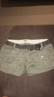 Assorted casual shorts