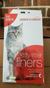 Kitty Litter Liners New in Box - Bulk Chadstone Monash Area Preview
