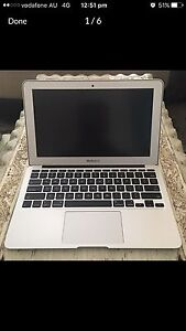 """Apple MacBook Air 11"""" 2014 Model with 256 SSD Storage URGENT SALE Noble Park Greater Dandenong Preview"""