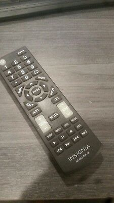 Insignia HD TV remote control model NSRC4NA18