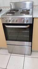 Chef 54cm Freestanding Stainless Steel Electric Oven Banyo Brisbane North East Preview
