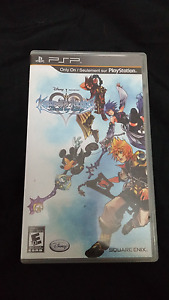 Kingdoms Hearts Birth By Sleep for PSP