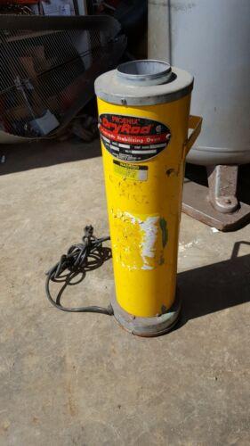 dryrod welding electrode oven portable 120v model 10b PARTS or repair