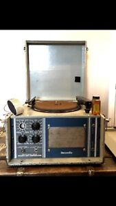 Vintage Turntable Recorder/Cutter/ Player