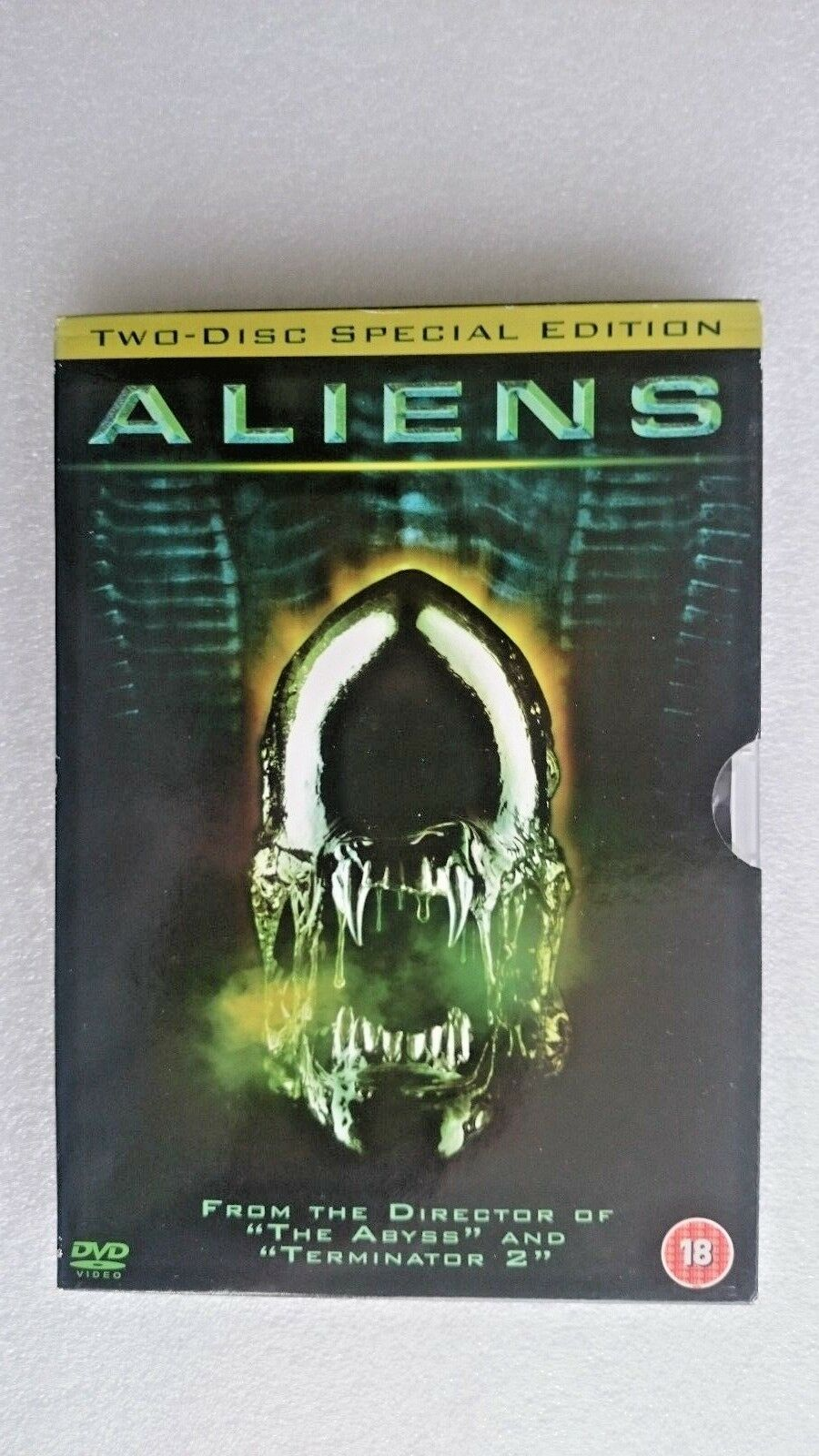 Aliens (DVD, 2004, 2-Disc Set) - Special Edition