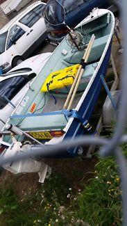 12 foot dehavilland tinnie stacer trailer Gosford Gosford Area Preview
