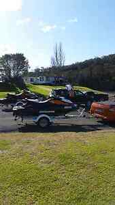 2012 Seadoo 215 gtr 1500cc supercharged   jetski Alfords Point Sutherland Area Preview