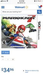 Mario Kart 7 for DS