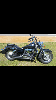 Honda Shadow VT400 2013