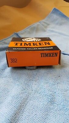 Timken 382 Bearing 382 N.o.s. Lot Of 3